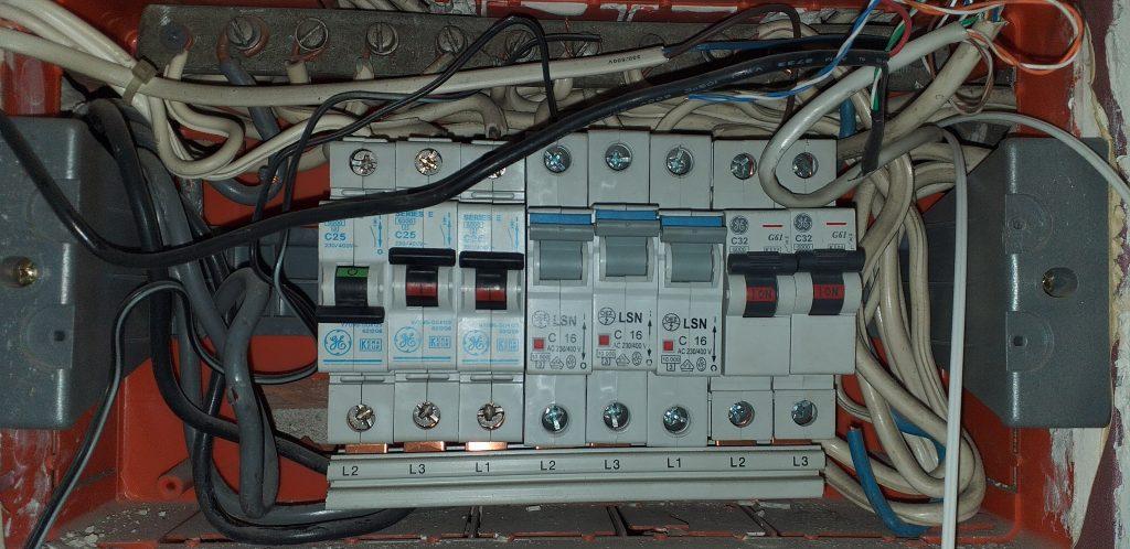 Електротехник за квартал Дървеница