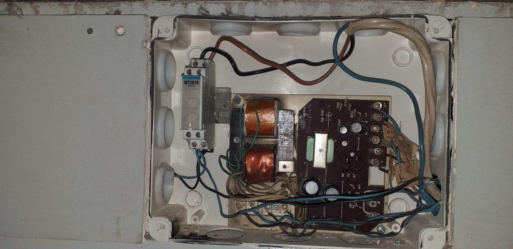 Електротехник за квартал Горна баня